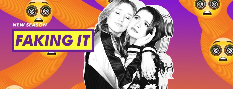 Faking It - Piu' Che Amiche