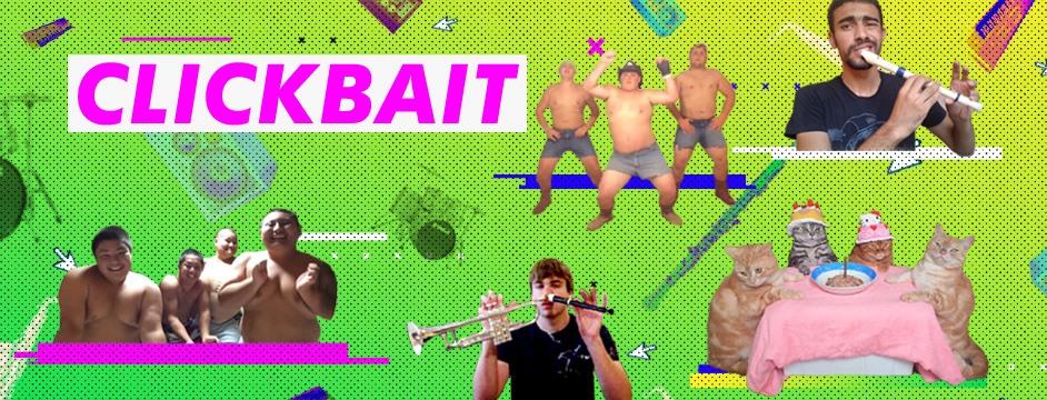 Clickbait - Il suono di internet