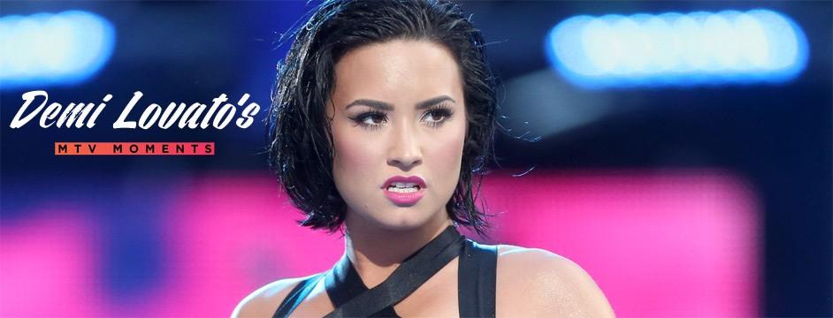 Demi Lovato's MTV Moments