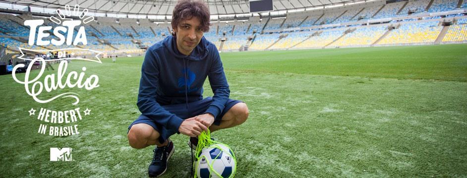 Testa di Calcio - Herbert in Brasile